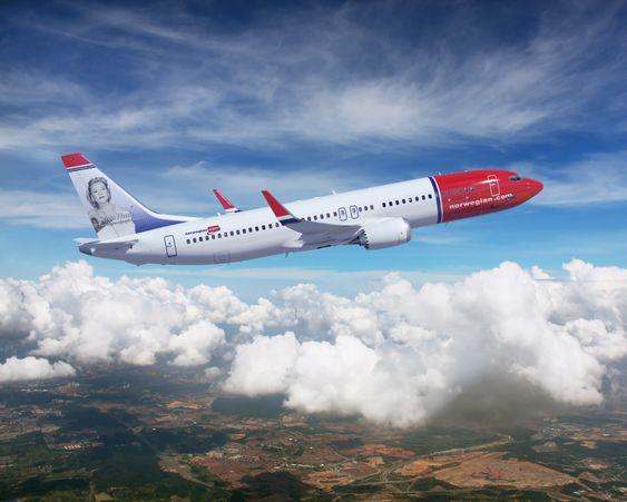 Norwegian har også bestilt 100 Boeing 737 MAX8.