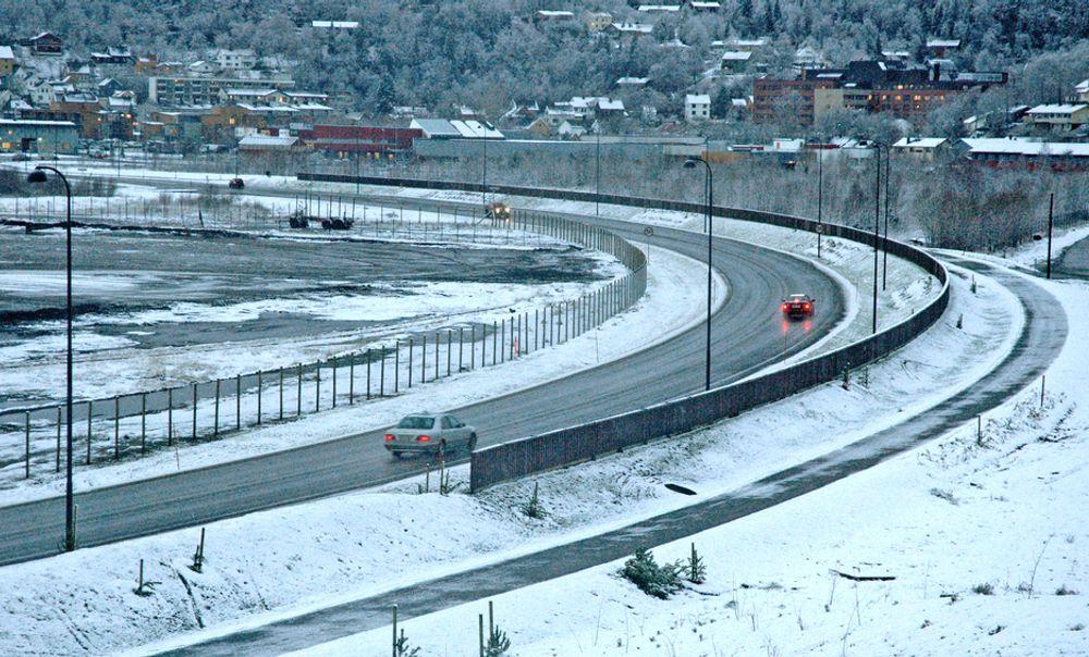 Fylkesveg 769 går gjennom Namsos kommune. Mesta ligger godt an til å overta driftskontrakten for området som kommunen ligger i. Inntil videre er det Veidekke som har den.