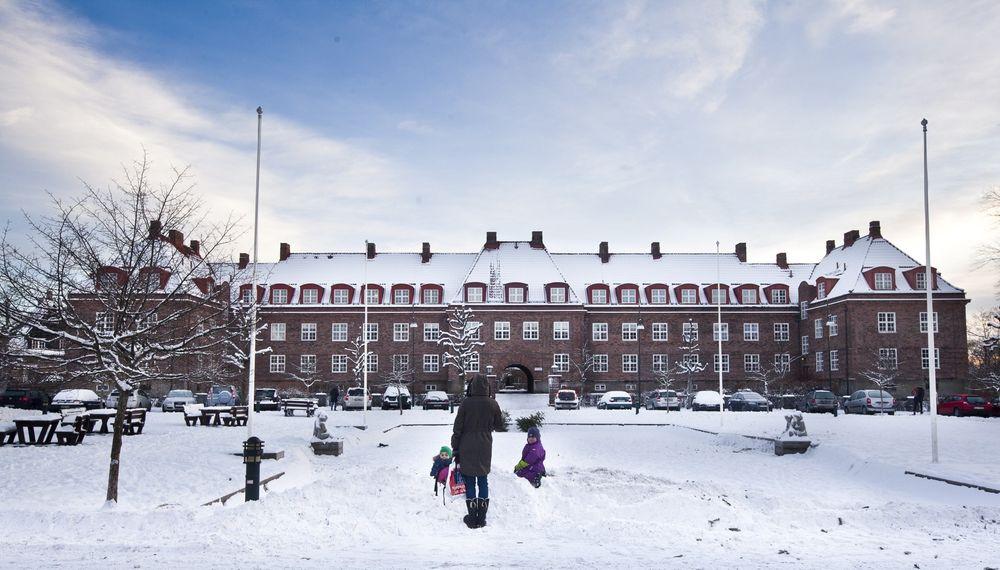 INGEN VET: Ullevål Hageby i Oslo er et svært attraktivt område. Men bortsett fra de åpenbare årsakene som beliggenhet, er det aldri undersøkt hva som gjør området så vellykket.