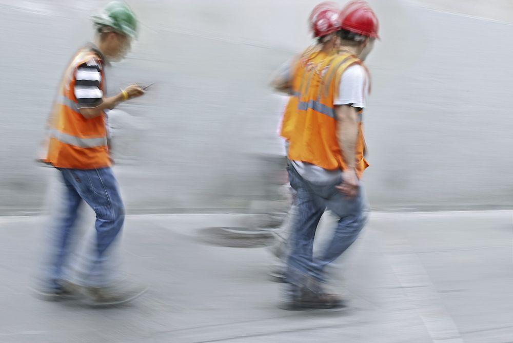 LØNN: Industriarbeidere fikk mindre enn andre i 2011.