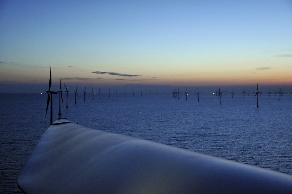 ERFARINGSGEVINST? Kostnadsreduserende teknologier og prosesser ved havvindutbygginger kan ifølge de Miranda føre til økt usikkerhet og risiko, noe Norge kan tjene på med sin erfaring fra olje- og gassektoren.