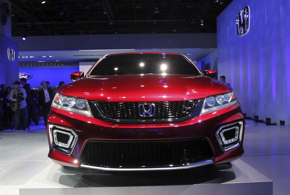 GENERASJON 9: Niende generasjon Honda Accord vil komme også som ladbar hybrid om ett år.