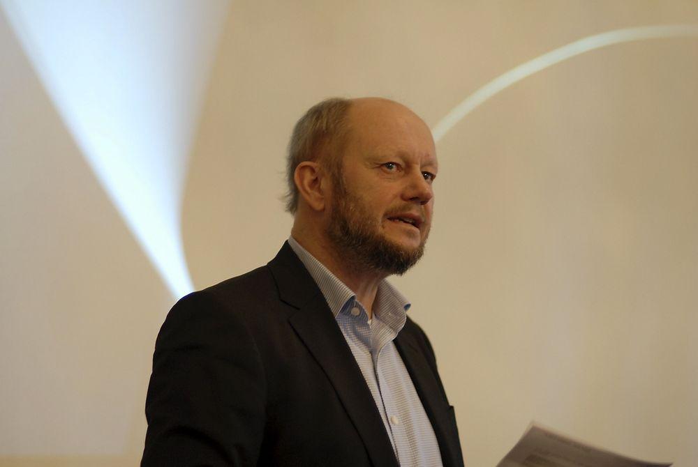KRAFTBALANSEN INGEN DRIVER: Vi må erkjenne at den nordiske og norske kraftbalansen ikke er noen driver for å utvikle ny energiproduksjon til havs, sier Norsk Industris administrerende direktør Stein Lier-Hansen.