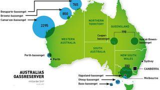 Norsk teknologi skal gi gass-suksess i Australia