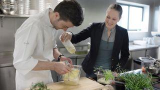 God kjemi bak ny norsk kokkekunst