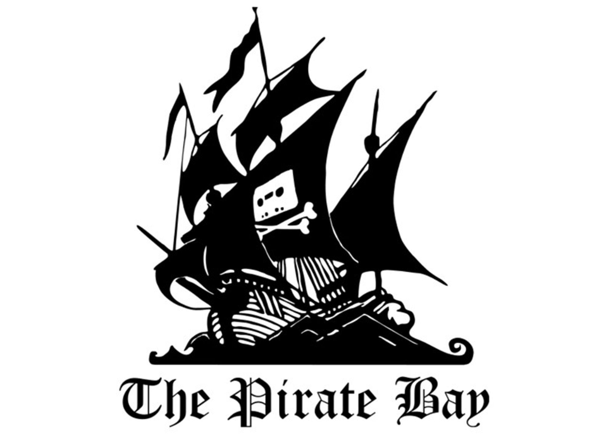 FORTSATT PÅ TOPP 25: Nordmenn er oftere inne hos torrent-tjenesten The Pirate Bay enn for eksempel på kjendis.no og seher.no, ifølge alexa.com.