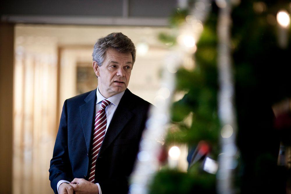 Enova bør bidra med penger til et testsenter for vannkraftteknologi, mener Rainpowers konsernsjef Svein Ole Strømmen.