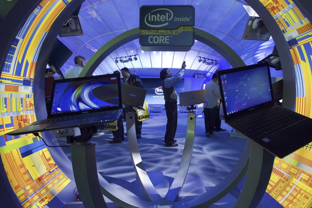 CES 2012: Intel presenterte mange spennende nyheter under The International Consumer Electronics Show (CES) i Las Vegas.