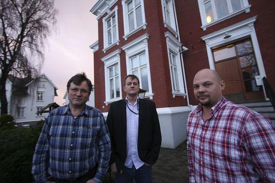 Safe, Roy Erling Furre, Bjørn Asle Teige, Rune Rydningen