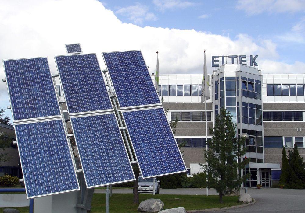 KREVER KOMPENSASJON: Det drammensbaserte teknologiselskapet Eltek saksøker et kinesisk selskap for produktkopiering.
