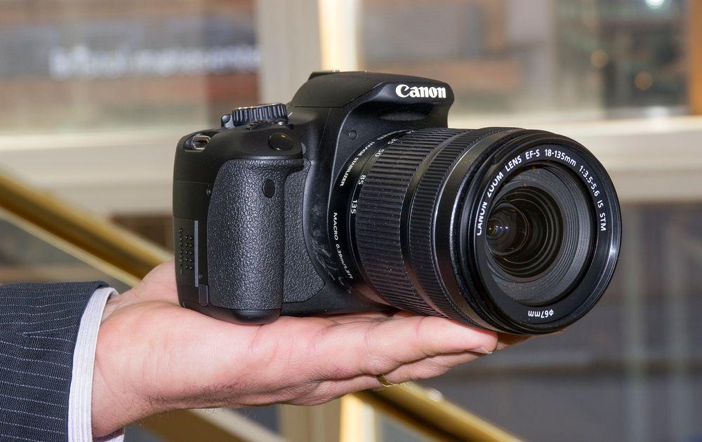 Canon fornyer storselgeren