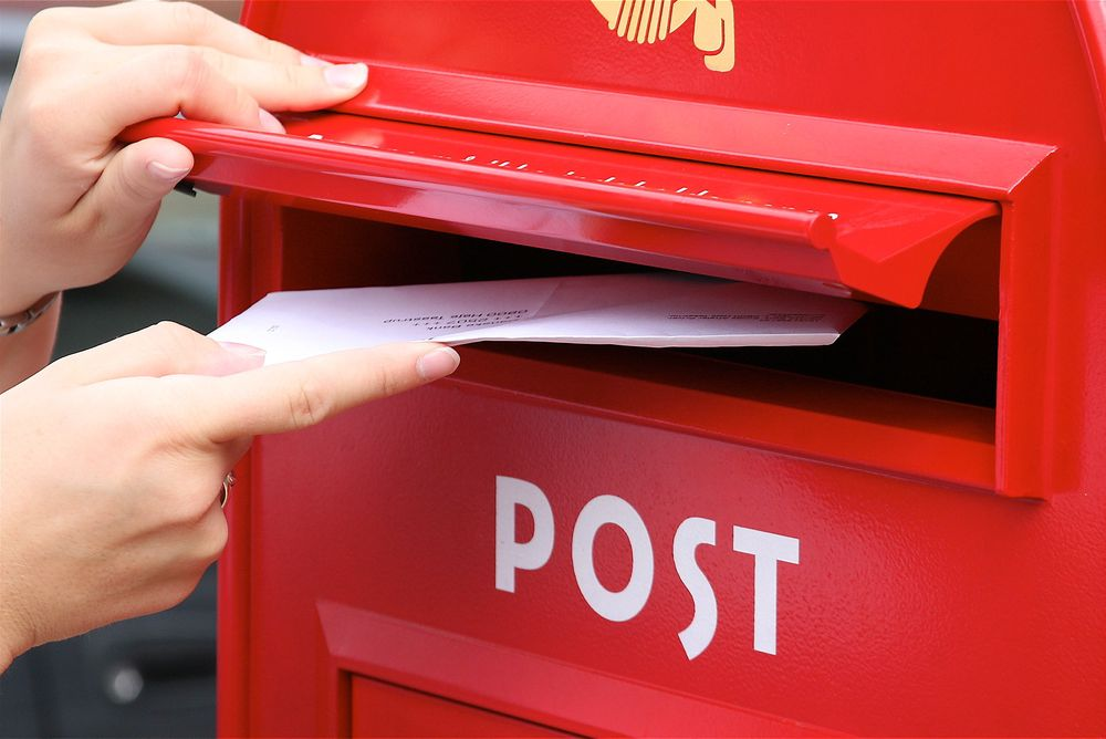 SLUTT: Fra 2014 må du selv melde fra til staten hvis du vil motta posten på gamlemåten.