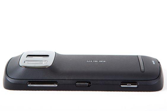 41 MEGAPIXLER: Nokia Pureview 808.