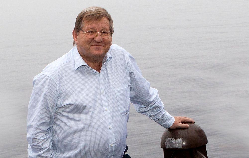 Letesjef i Lundin, Hans Christian Rønnevik