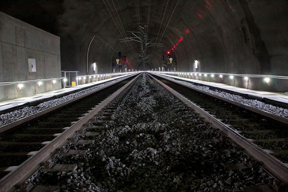 Regjeringens forslag til Nasjonal Transportplan vil ikke gi store bedringer. Her illustrert av Bærumstunnellen.