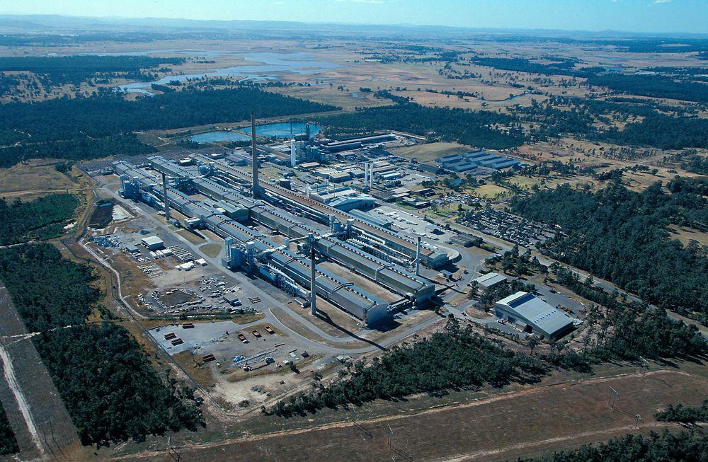 Hydro legger ned smelteverket i Kurri Kurri i Australia.