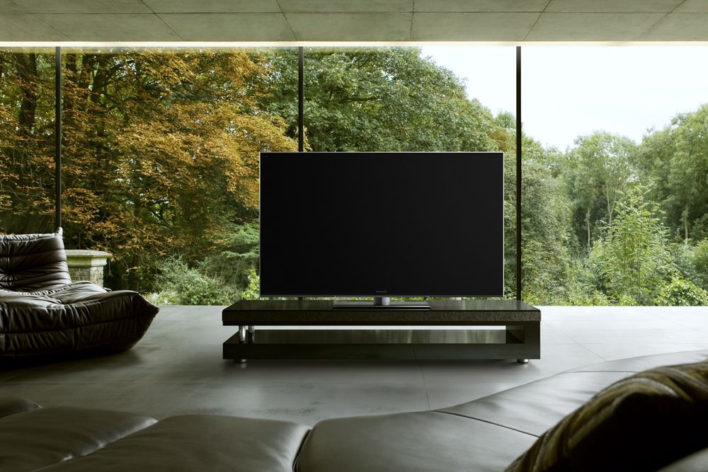 BIG IS BEAUTIFUL: Vi har testet store flatskjermer.