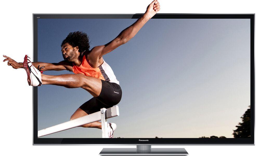 PANASONIC TX-P50VT50: En skjerm du vil ha.