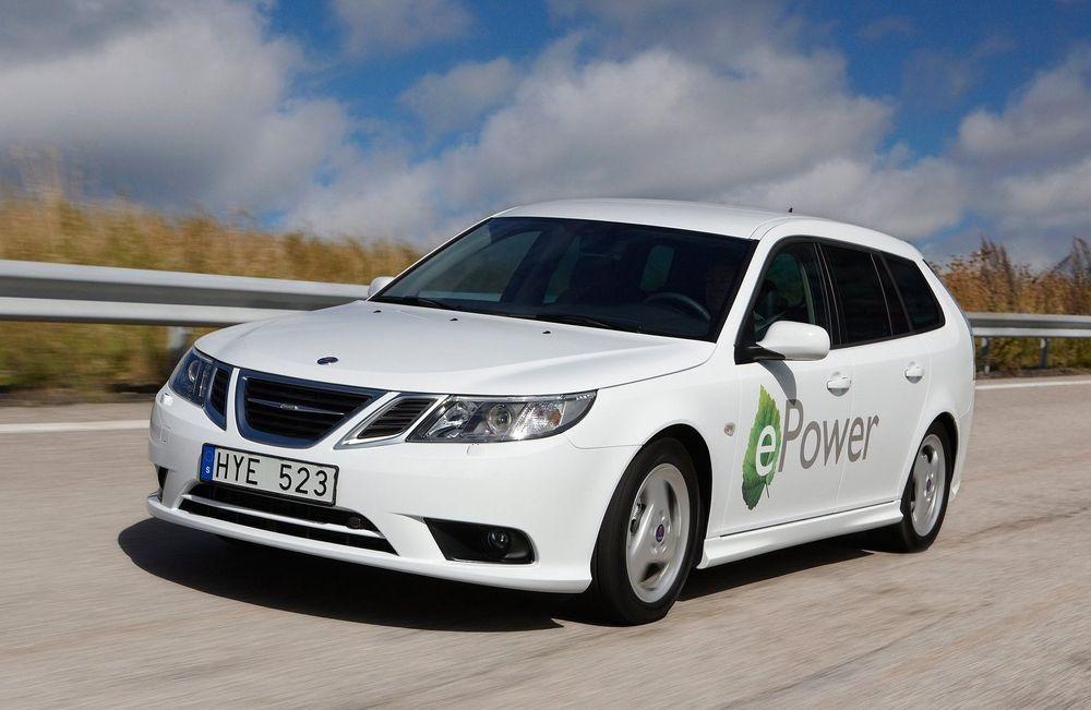 En elektrifisert utgave av gamle Saab 9-3 sedan skal leveres til  en kinesisk kunde. 150.000 eksemplarer skal stå klare innen utgangen av 2020.
