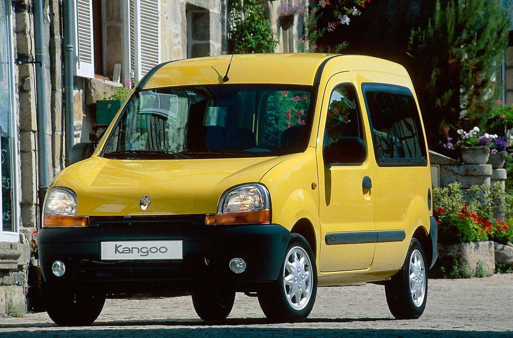 Det er elektriske versjoner av denne typen Renault Kangoo som nå har dårlig brannstatistikk i Norge.