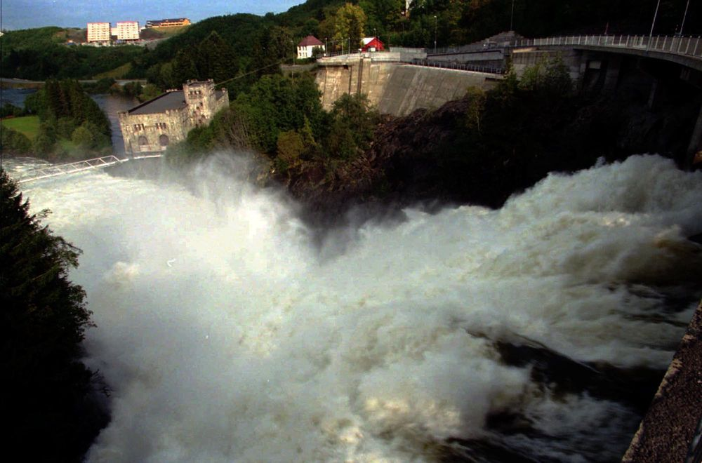 OED ser ikke noe grunnlag for at Esa skal trekke Norge for Efta-domstolen på grunn av regelverket for vannkraftkonsesjoner. (Foto: Scanpix)