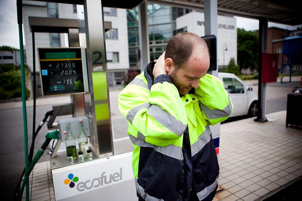 Utviklet alternativ til diesel - fikk kjemperegning