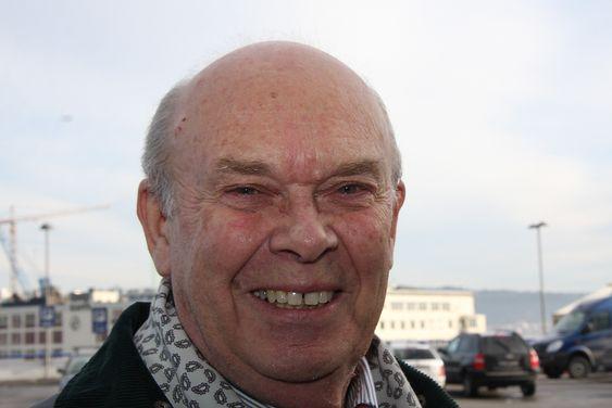 Ragnar Gjørven, jobbet for internasjonale standarder for landstrømtilkobling siden 2006. Det siste pret har han ikke fått lønn, men betalt av egen lomme for å delta på møter.