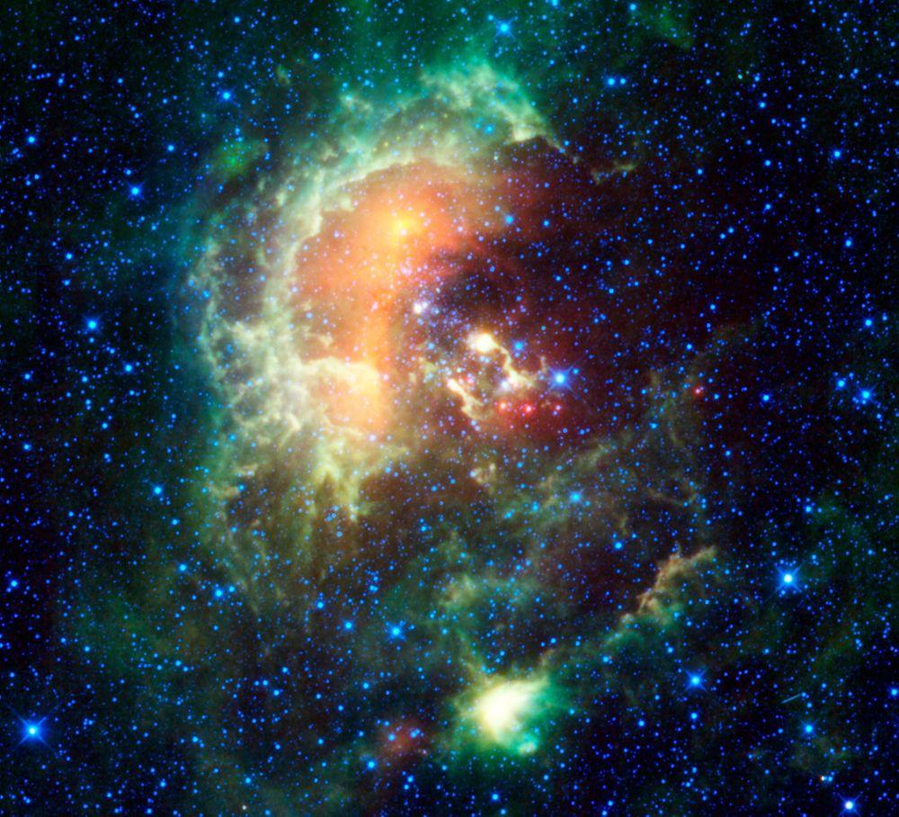1719 JENS: 12000 lysår fra Jorda observerer Nasa sporene etter asteroiden 1719 Jens.