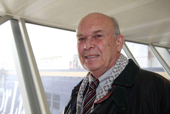 BETALER SELV: Ragnar Gjørven har de siste årene jobbet frivillig for å få på plass felles internasjonale standarder for landstrømtilkobling. I mai 2012 blir de vedtatt.
