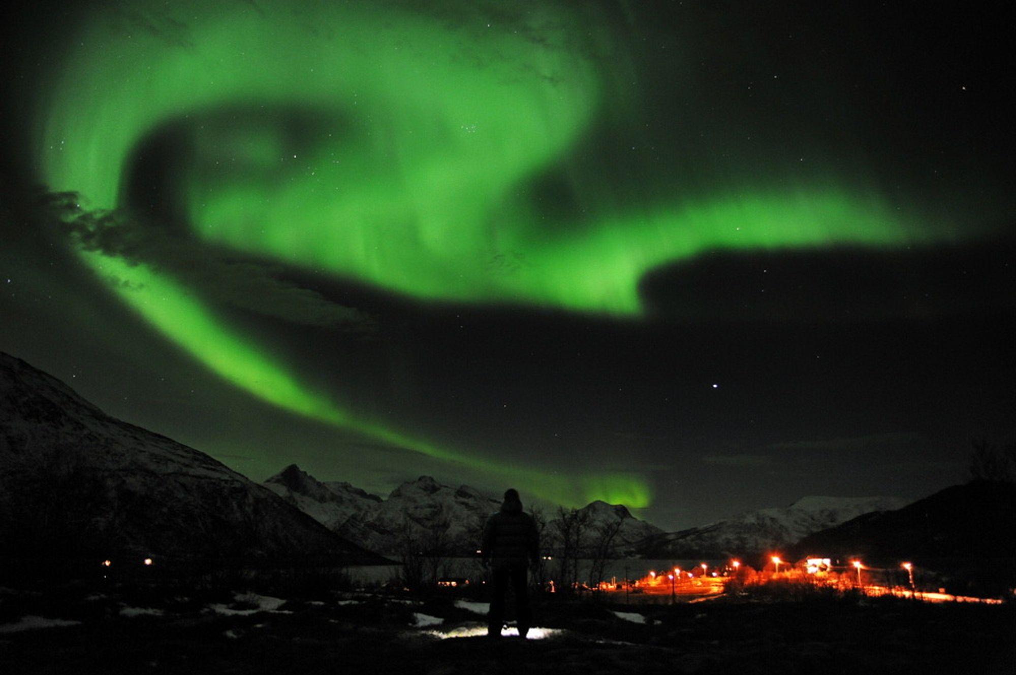 De neste årene er det mer nordlys i vente, ifølge Pål Brekke ved Norsk Romsenter