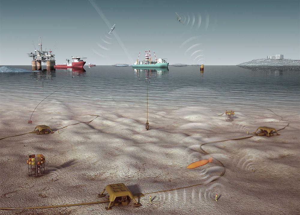 Integrated Environmental Monitoring.