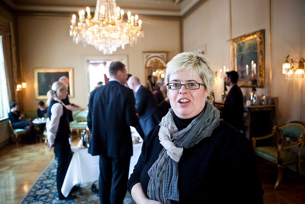 ETTERLYSER TILTAK: Hilde Herland savner satsing på innovasjon innenfor høyere utdanning i Norge.
