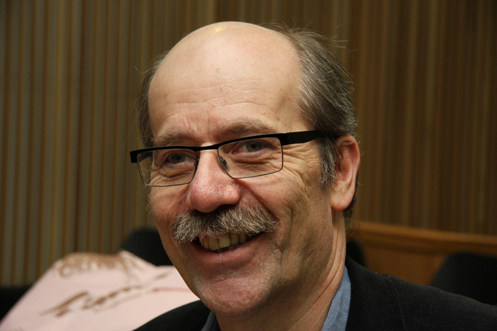 Morten Lie, administrerende direktør Direktoratet for Byggkvalitet, DiBK