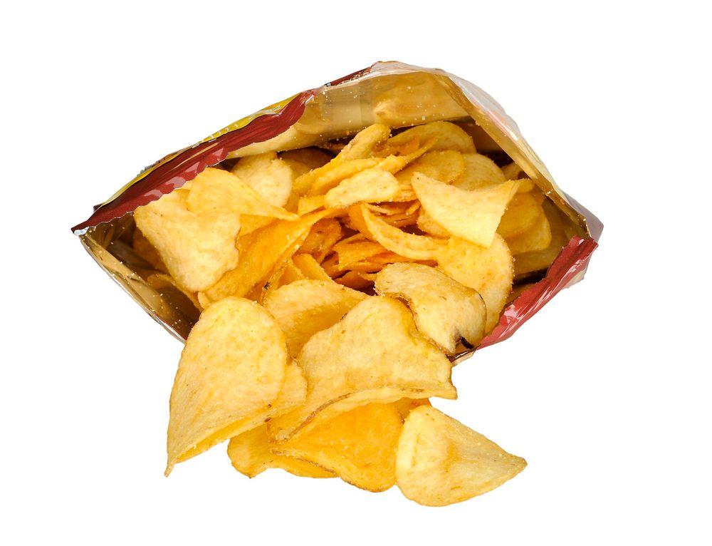 NY METODE: Melkesyrebakterier kan gjøre underverker for stekte poteters sunnhet, viser norsk forskning.