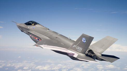 En halv milliard i F-35-kontrakter har forduftet
