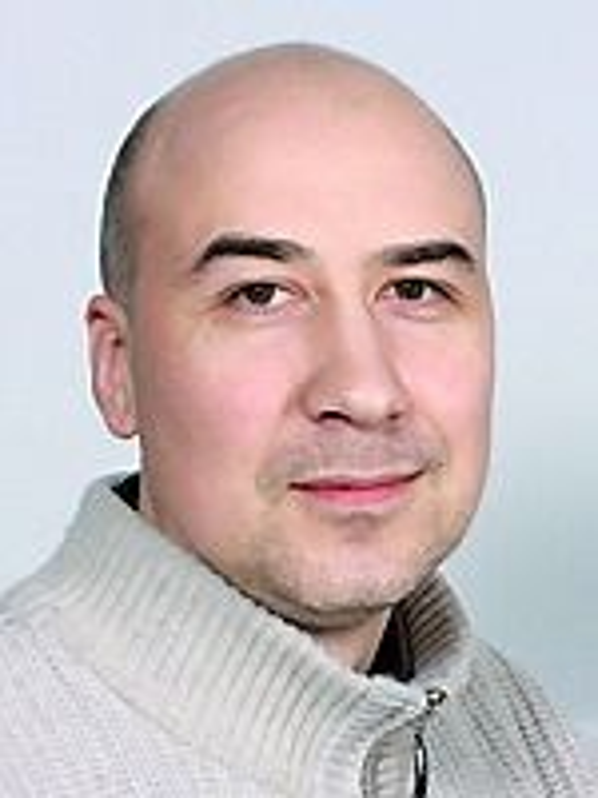 TROR PÅ GRAFÉN: Professor Edouard Monakhov.