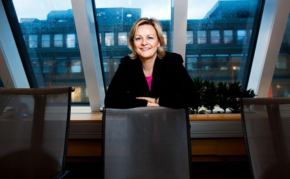 Rikke Lind, statssekretær, Nærings- og handelsdepartementet