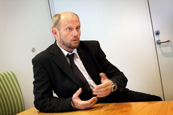 Administrerende direktør Stein Lier-Hansen i Norsk Industri mener det sentrale lønnsoppgjøret bør bli et nulloppgjør.
