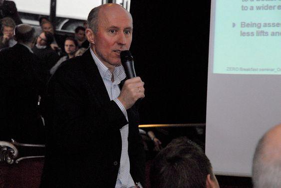 REKORD: - Dette blir verdens lengste AC-kabel, sier Øyvind Fjellvang, vise-prosjektdirektør for Hild i Total.