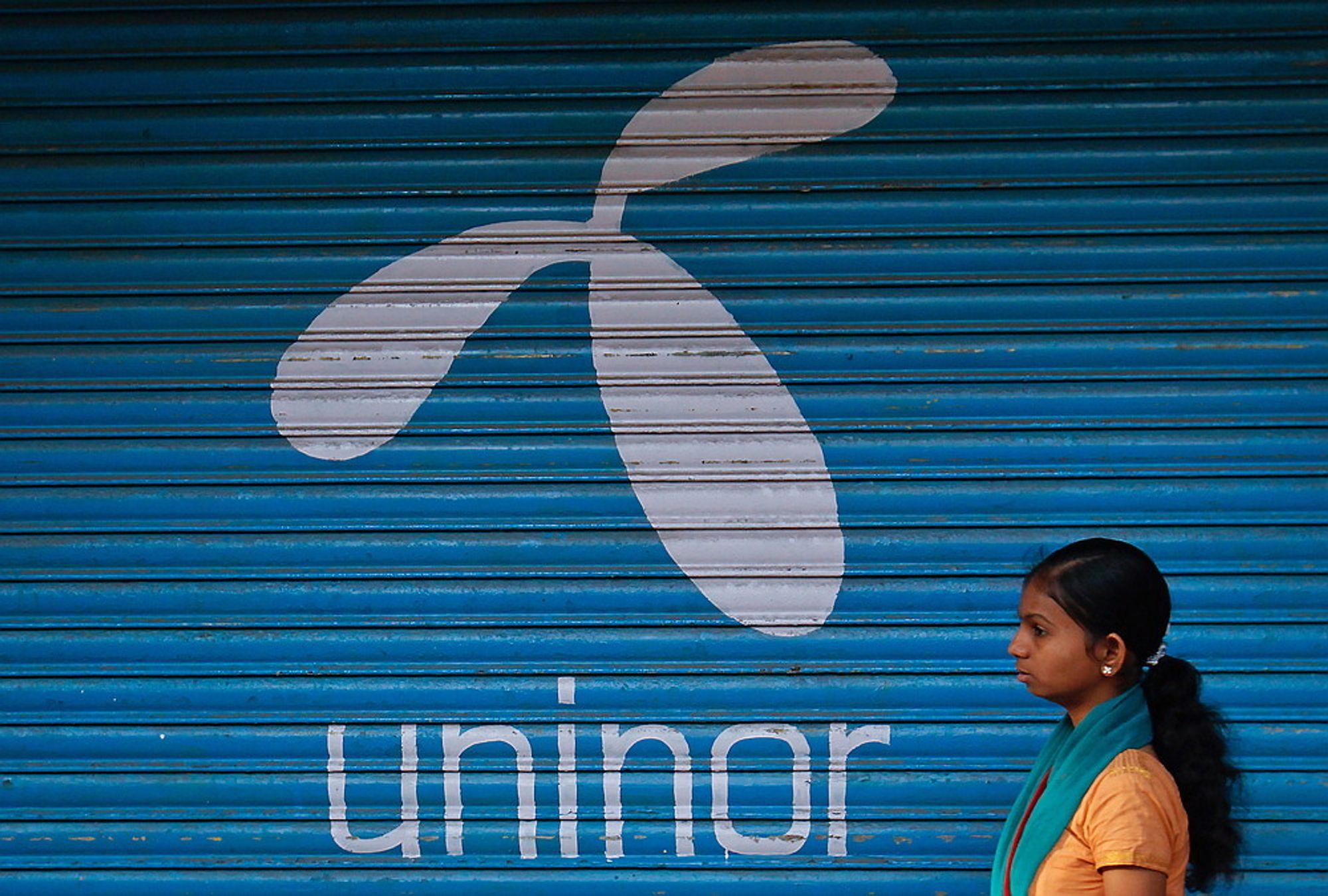 Telenor kjøpte seg inn i tildelte mobillisenser i 2008 ved å investere 8 milliarder for en andel på 67 prosent i selskapet Uninor.