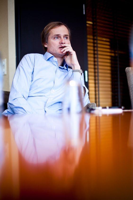 ENKEL FILOSOFI: - Gjør det du er best på, og du vil lykkes, mener Øystein Stray Spetalen.