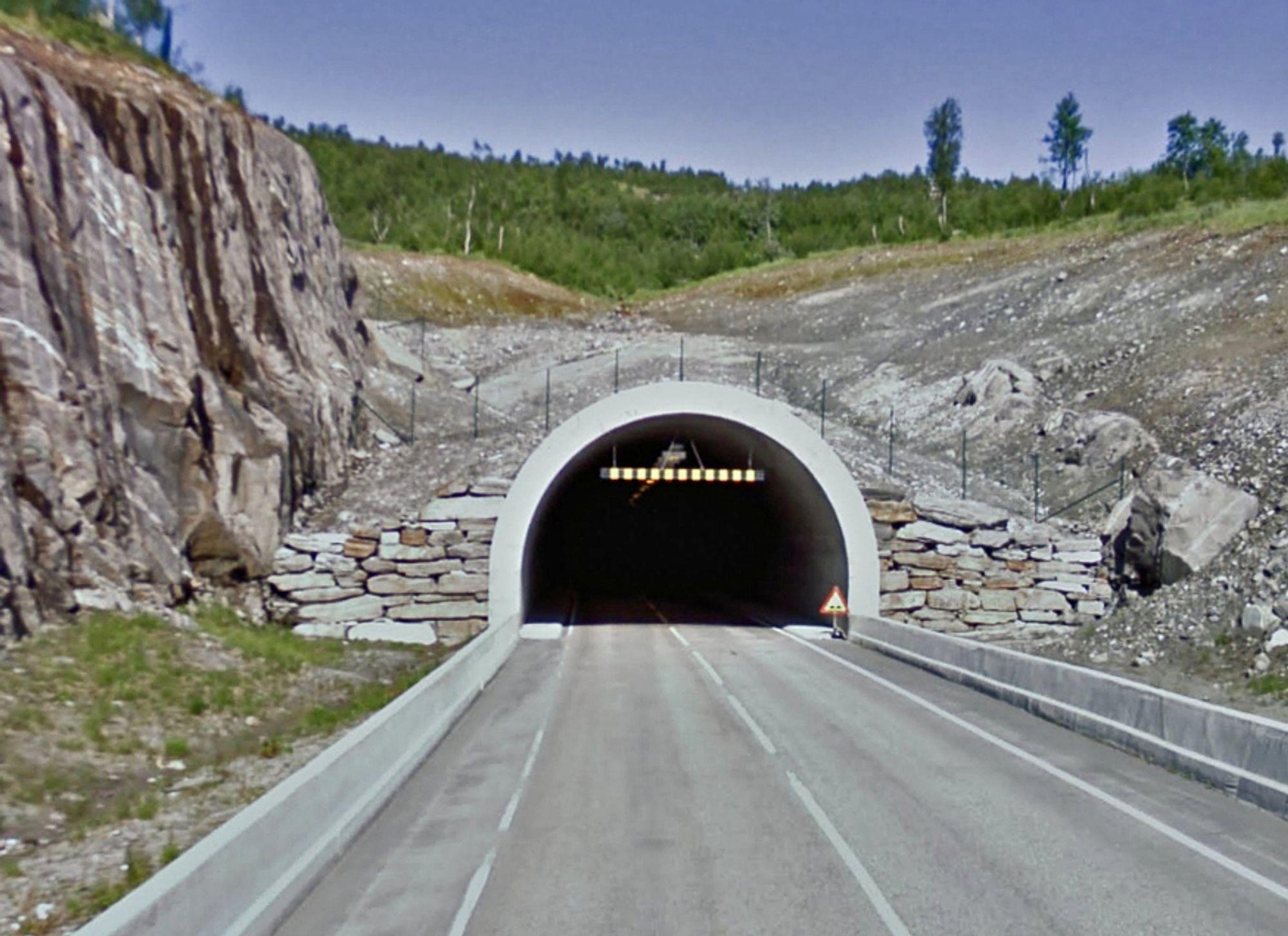 Umskartunnelen stenges for oppgradering i mai. 11. april går fristen ut for å gi anbud på den jobben.