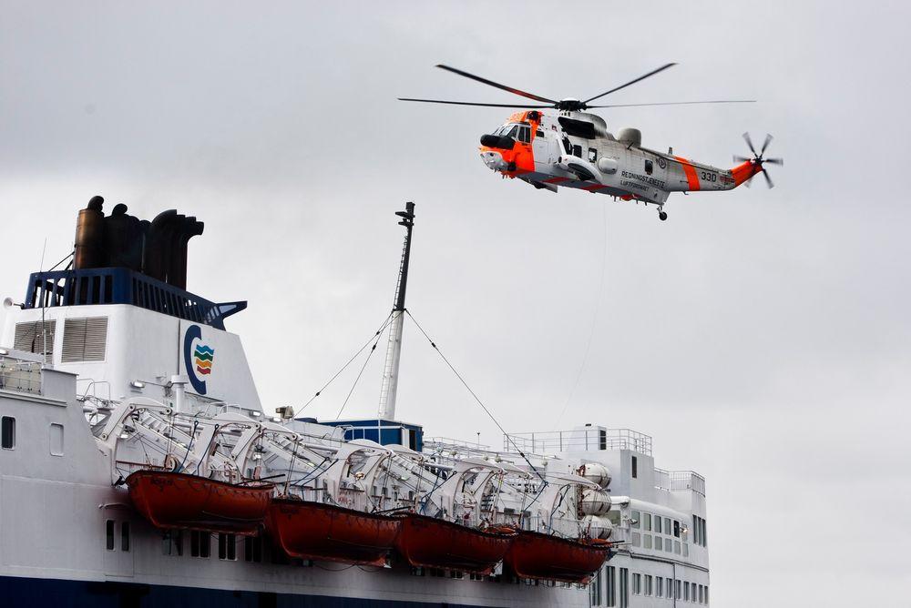 UT 2020: 330-skvadronens Westland Sea King må driftes i ni år til. Da er redningshelikoptrene nærmere 50 år gamle.
