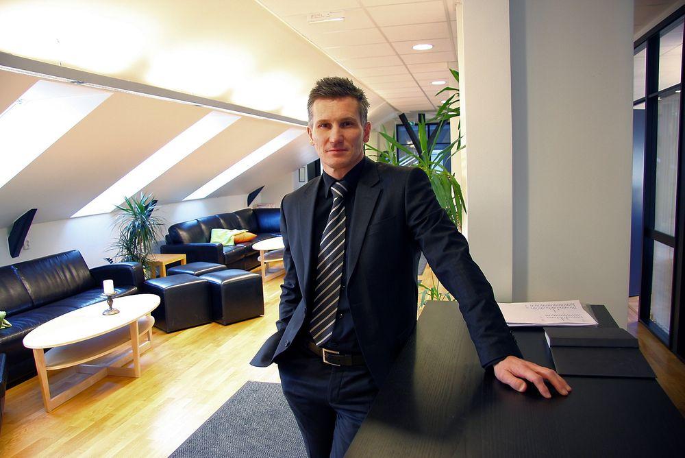 JOKER: Datatilsynets direktør Bjørn Erik Thon tapte kampen om EUs datalagringsdirektiv, men har samtidig makt til å påføre staten et langsiktig pengesluk.