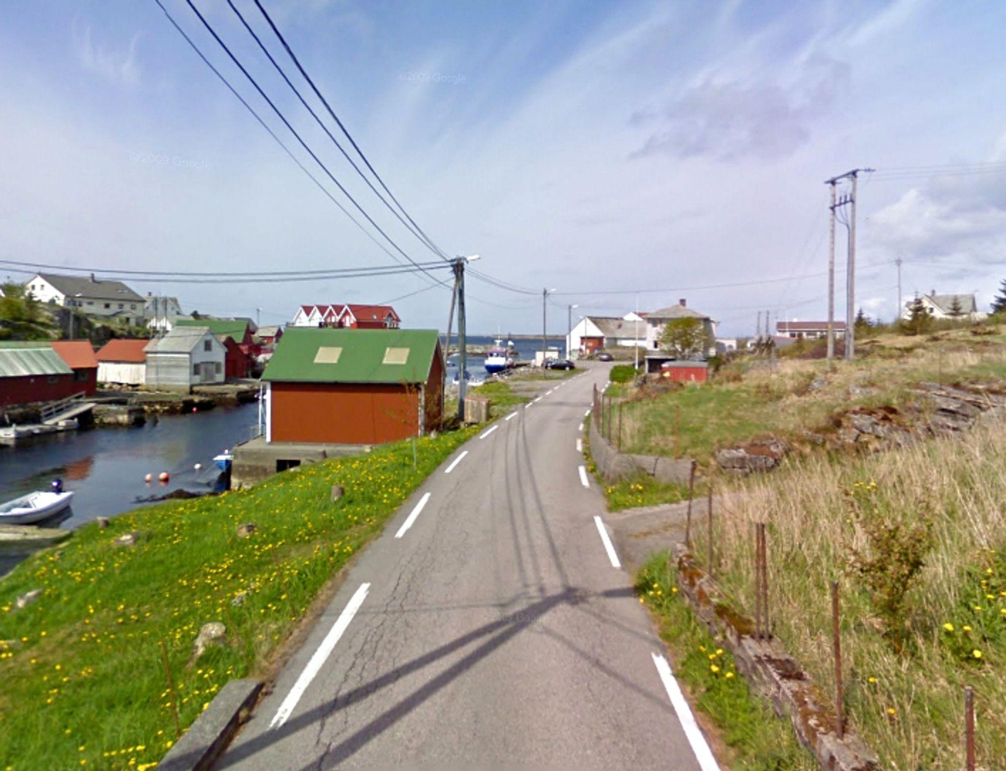 Den som får kontrakten for området ASOLA, får ansvar for fylkesveg 229 i Øygarden kommune. Den har en beskjeden standard helt ytterst mot havet lengst i nord.