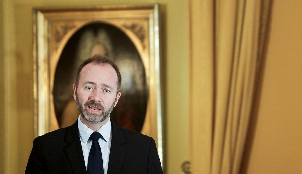 GISKE-UTVALGET: Statsråd Trond Giske fikk 40 ledere og tillitsvalgte til å gi ham råd om hvordan Norge bør utvikle seg de neste 10 årene.