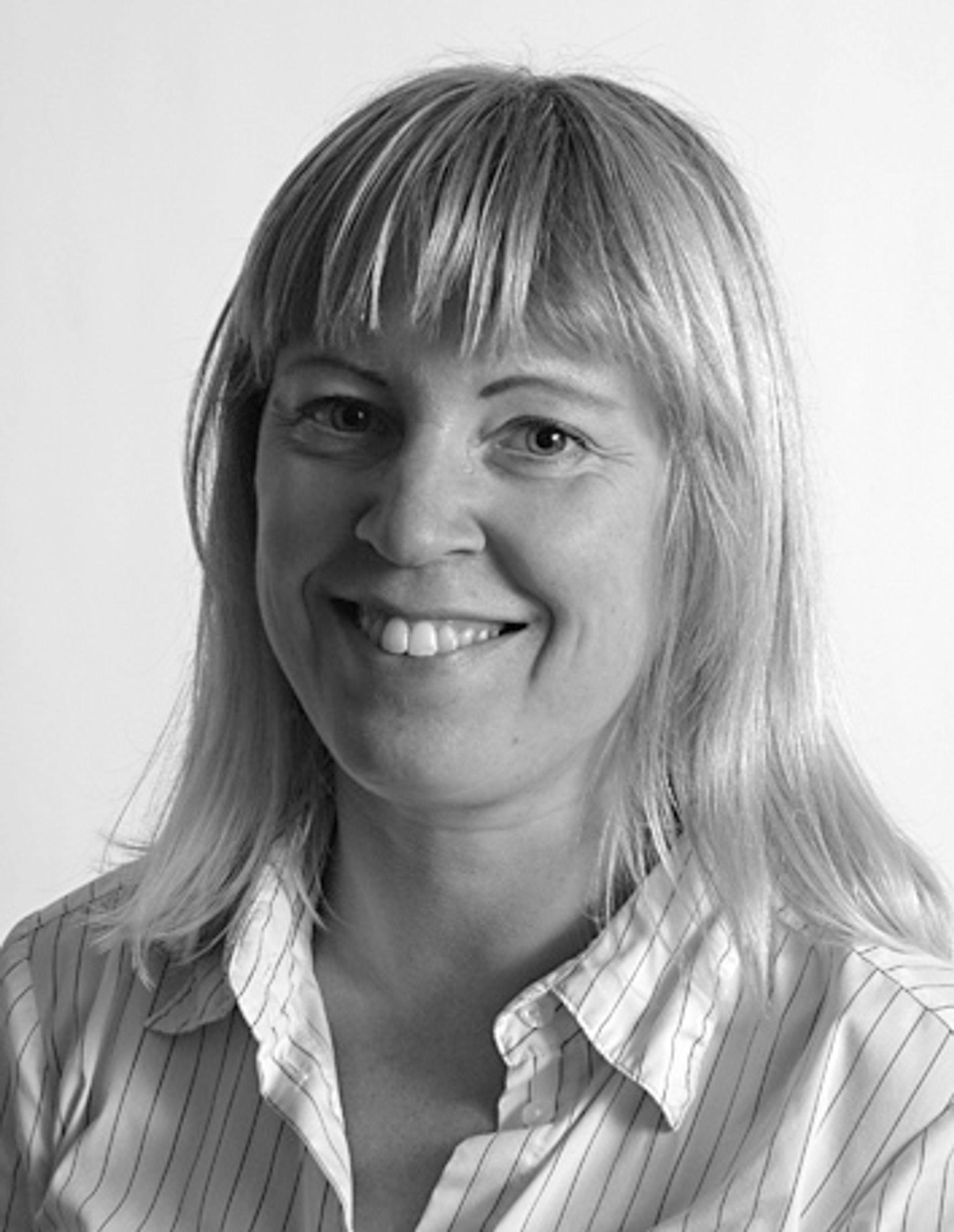 Maria Teres Elenius er seniorforsker ved Senter for integrert petroleumsforskning (CIPR) ved forskningssenteret Uni Research i Bergen.(Foto: Jan Kåre Wilhelmsen)