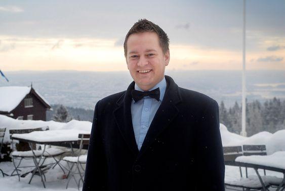 Politisk rådgiver Ivar Vigdenes i Olje- og energidepartementet