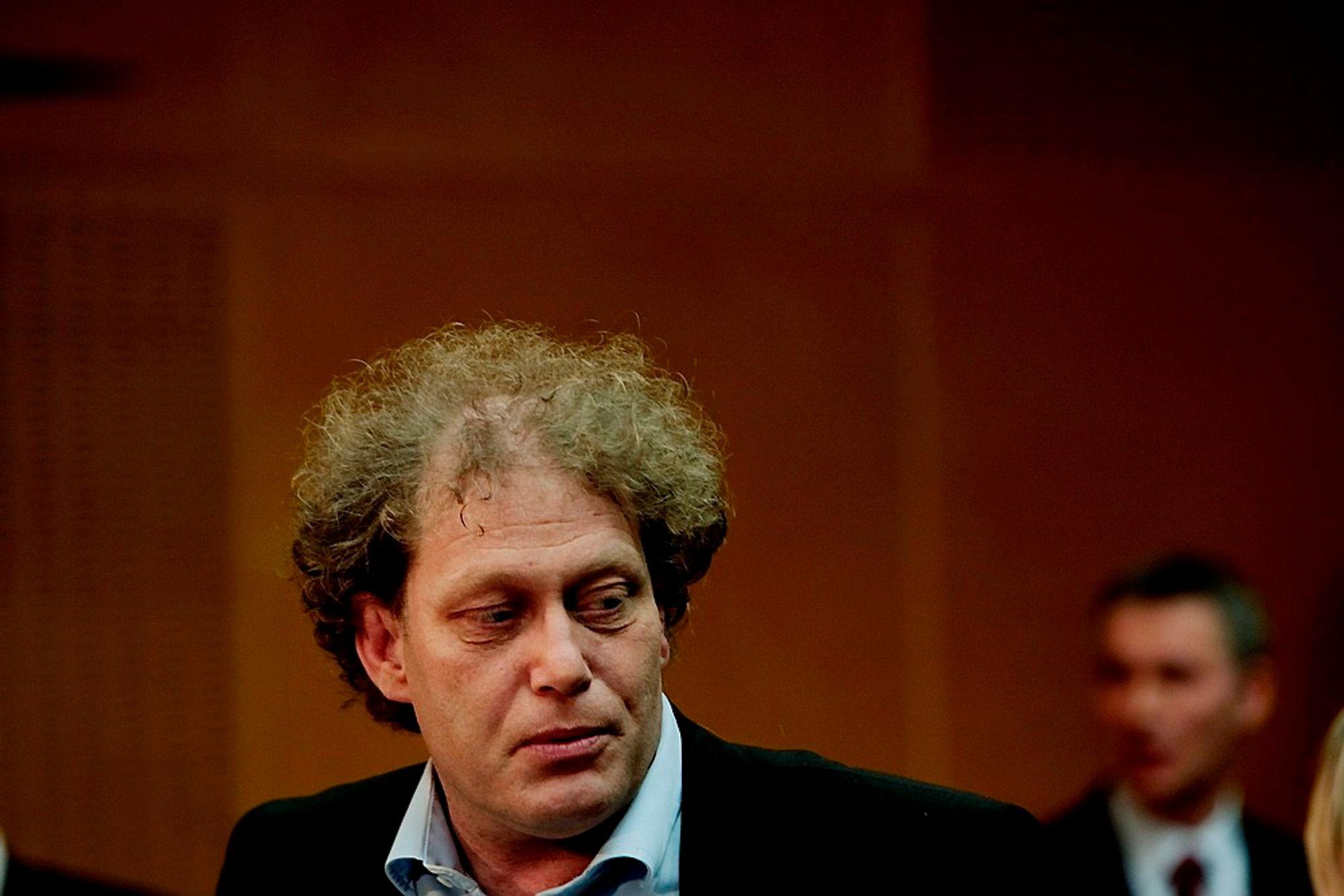 Frederic Hauge i Bellona er svært skeptisk til politiets arbeid med miljøkriminalitetssaker.
