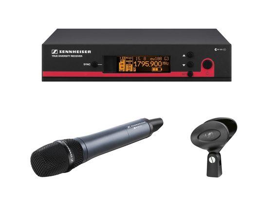 IKKE GRATIS: Trådløse mikrofoner kan være billige slik som dette til 5 500 kroner,men de beste kan koste opptil 50 000 kroner.